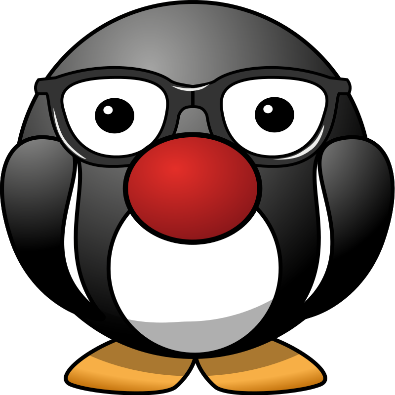 Free Pengi - We used him as a sticker hero in our app.