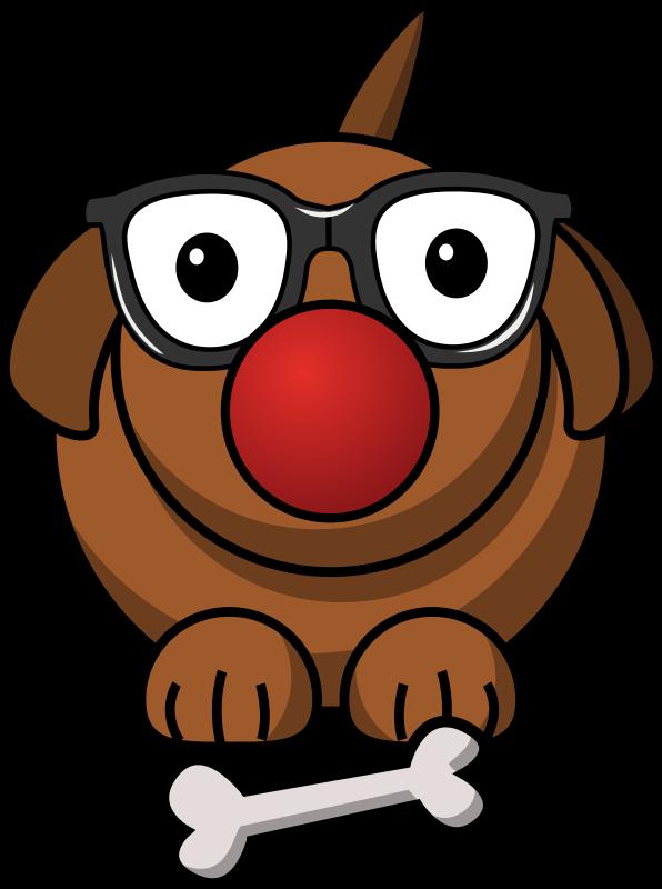 Free clowny dog
