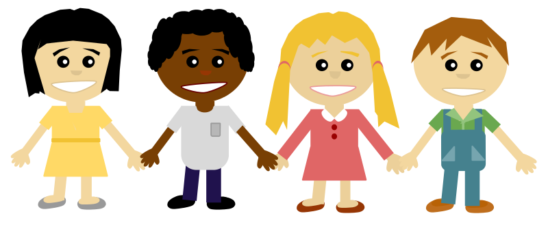 free clipart children holding hands carlene rh 1001freedownloads com free clipart of children walking free clipart of children serving