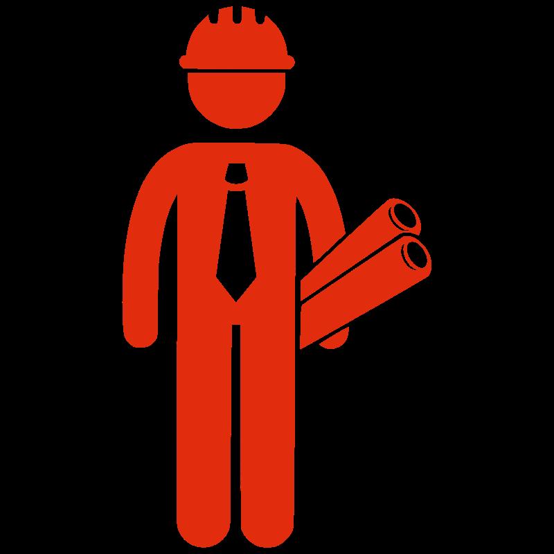 Free Silhouette Construction Man