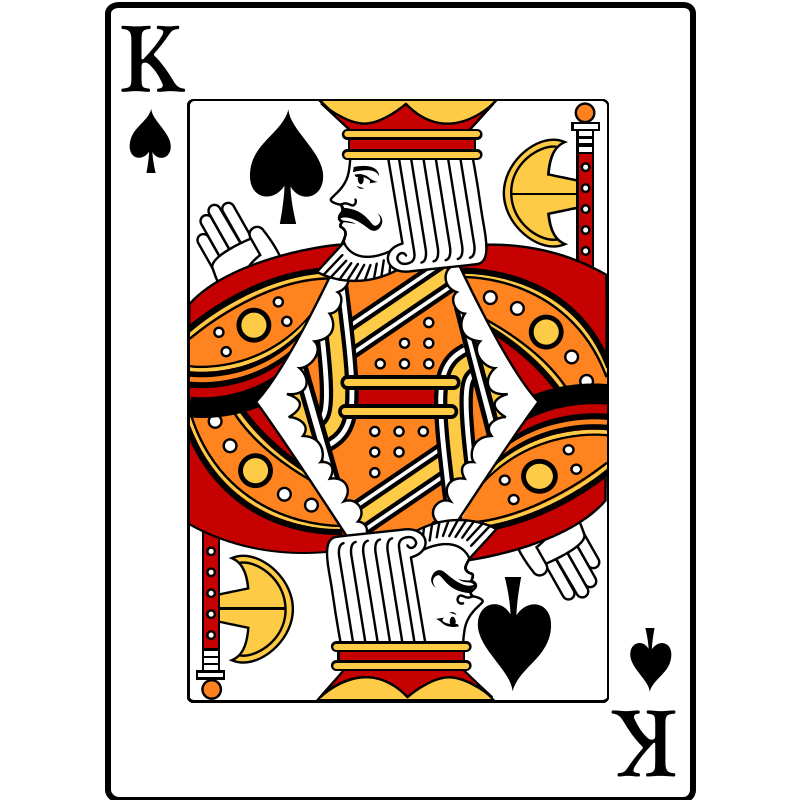 Free King of Spades