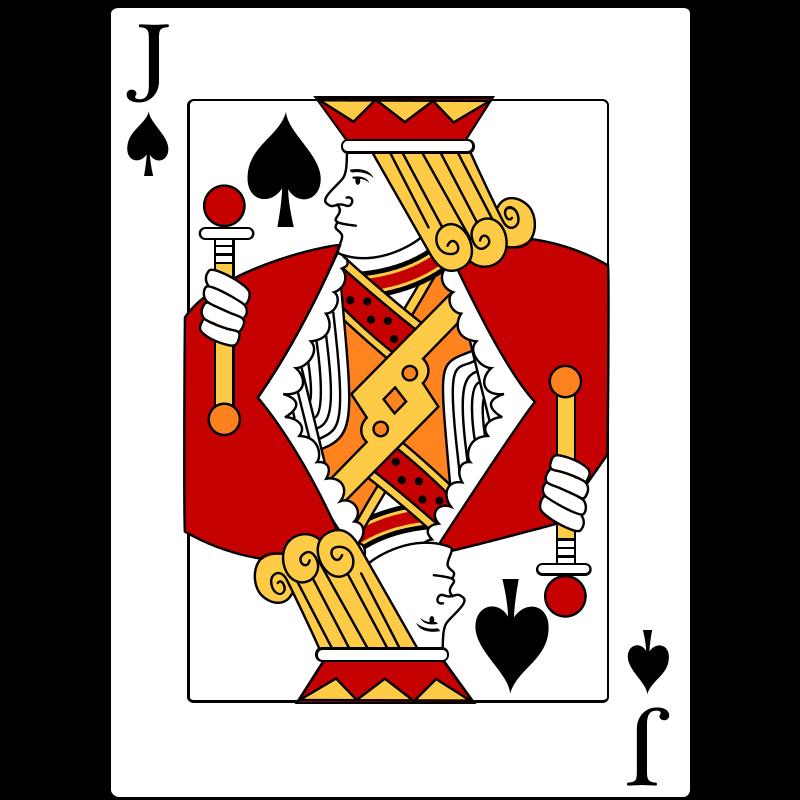 Free Jack of Spades