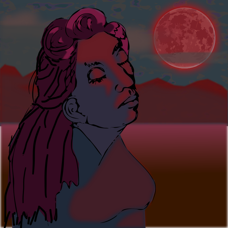 Free Blood Moon