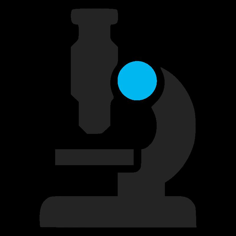 Free Microscope Icon