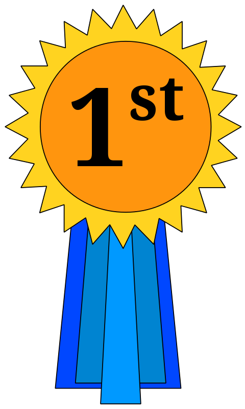 free clipart 1st place ribbon cross37 rh 1001freedownloads com award clipart png award clipart images
