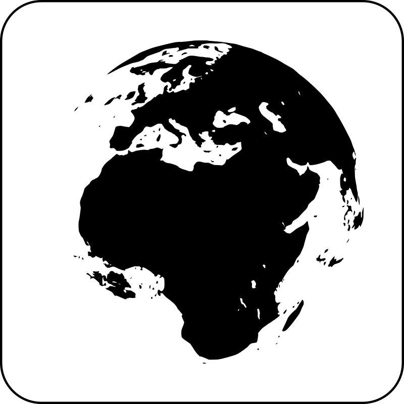 Free Clipart: Earth Icon | cinemacookie