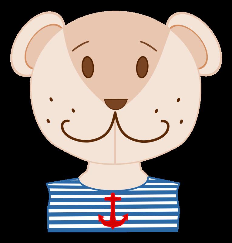 Free Sailor Teddy Bear