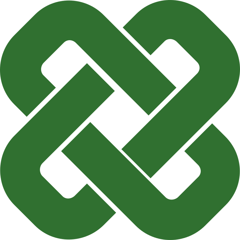 Free Celtic Knot Square