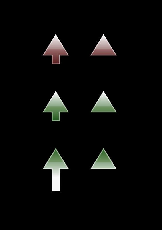 Free arrows