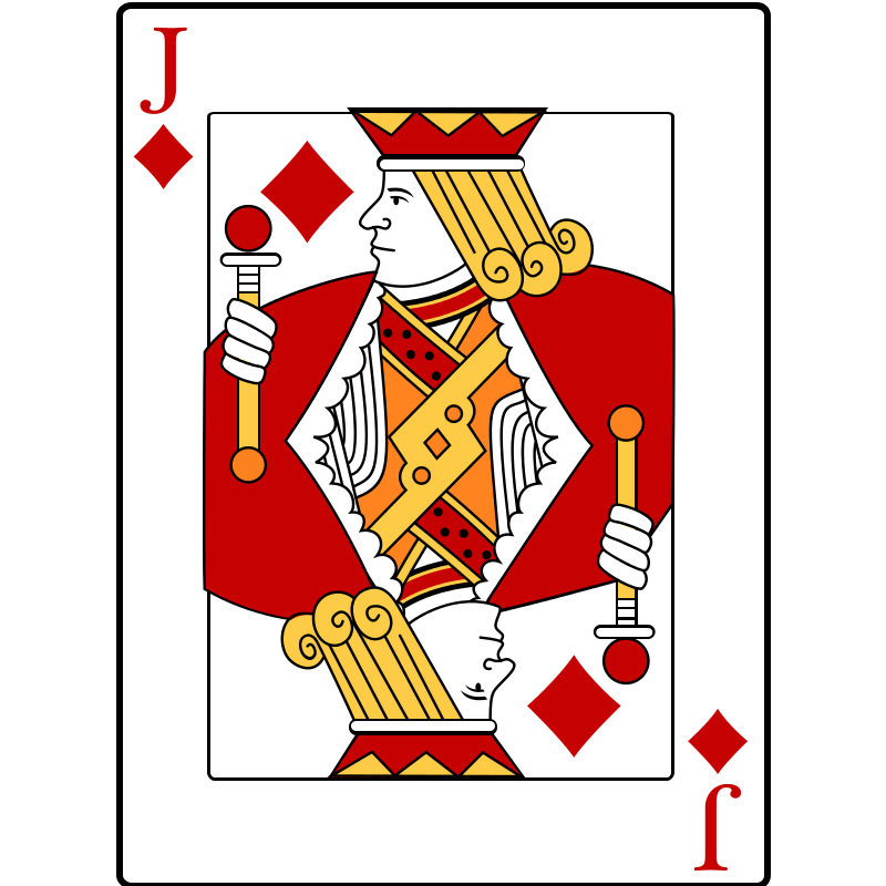 Free Jack of Diamonds