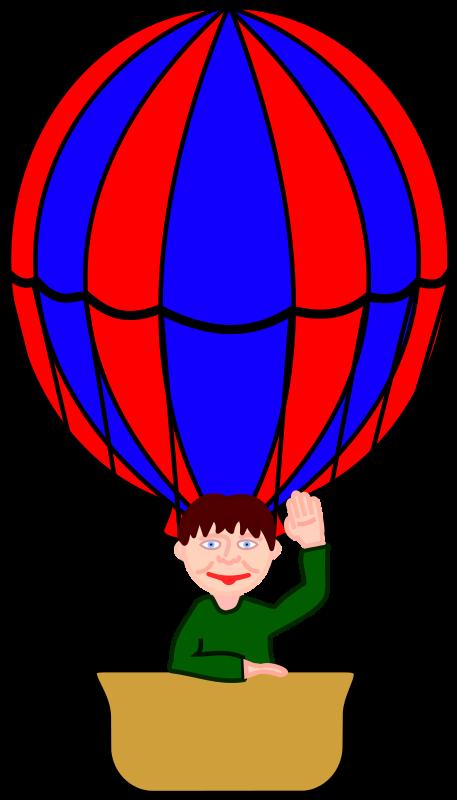 Free Clipart: Balloon | frankes