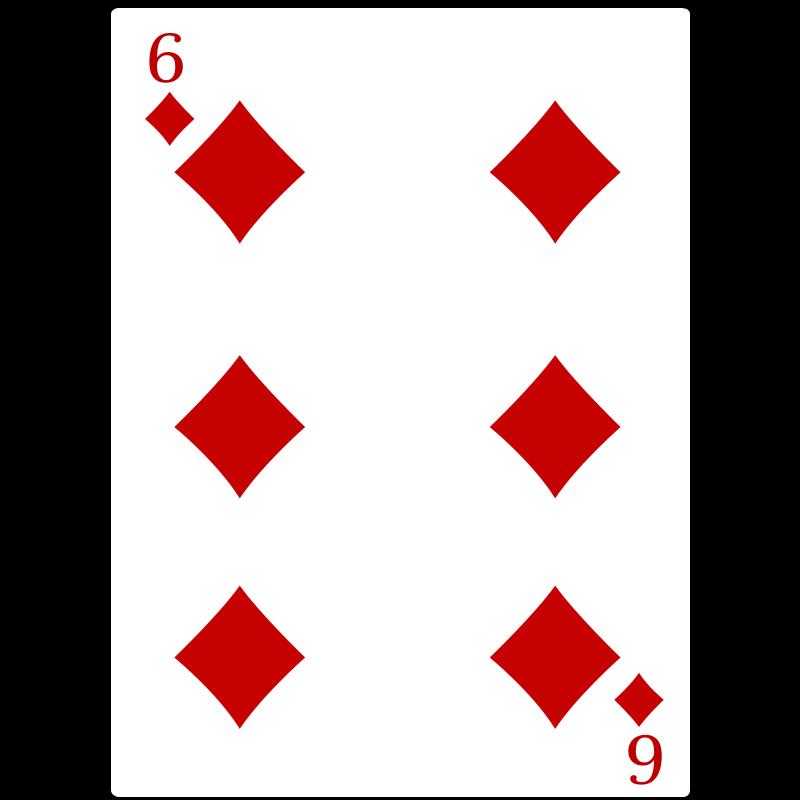 Free 6 of Diamonds