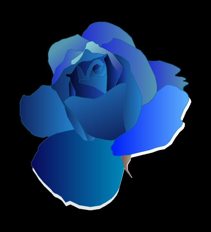 Free Blue Rose