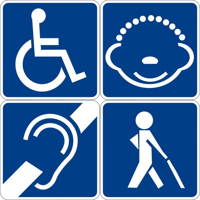 Free Handicapped Accessible Sing