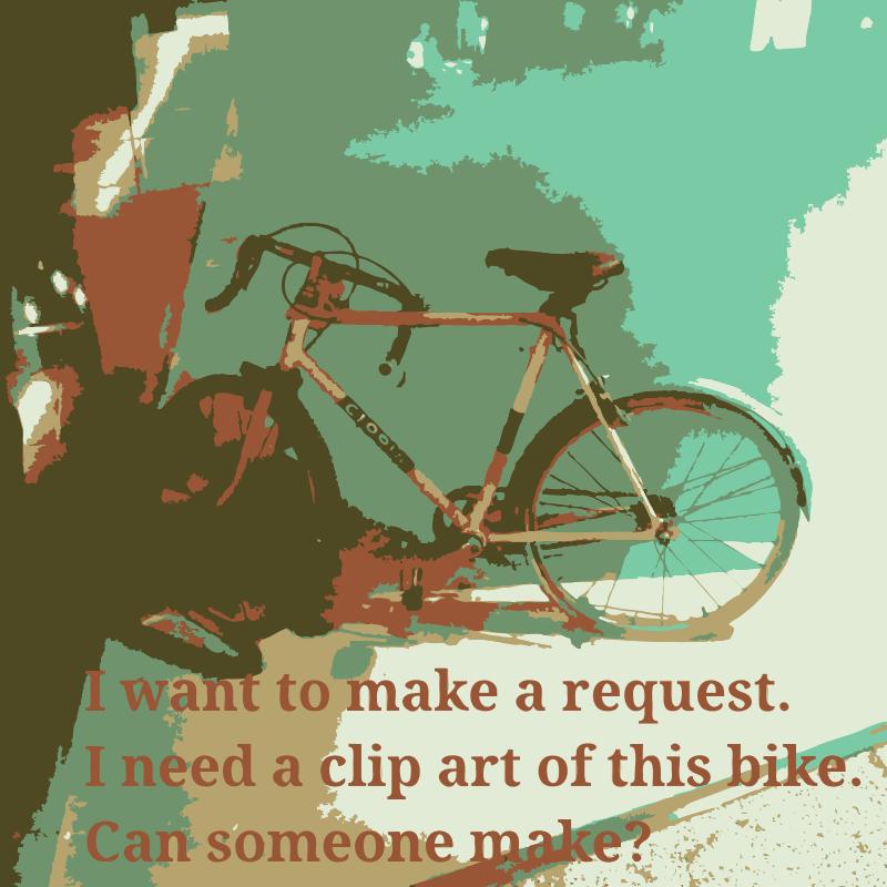 Free REQUEST: Gloria Italian Bicycle