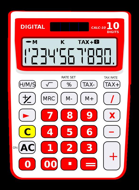 Free Calculator 10 digits solar