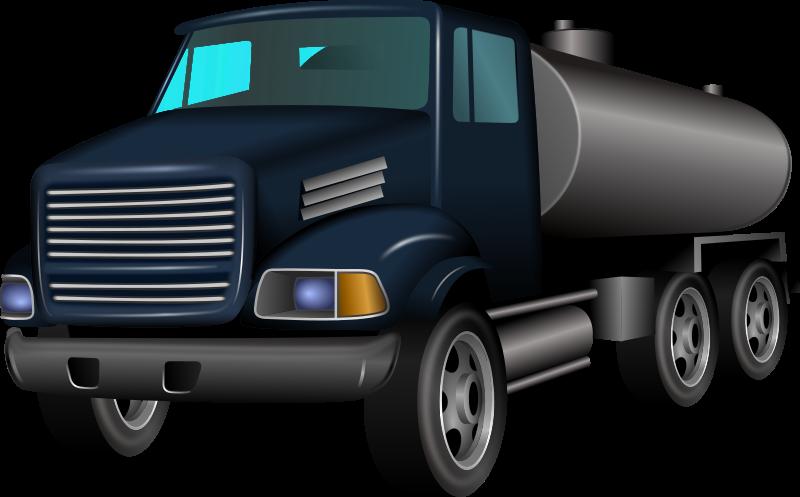 Free Cistern Truck