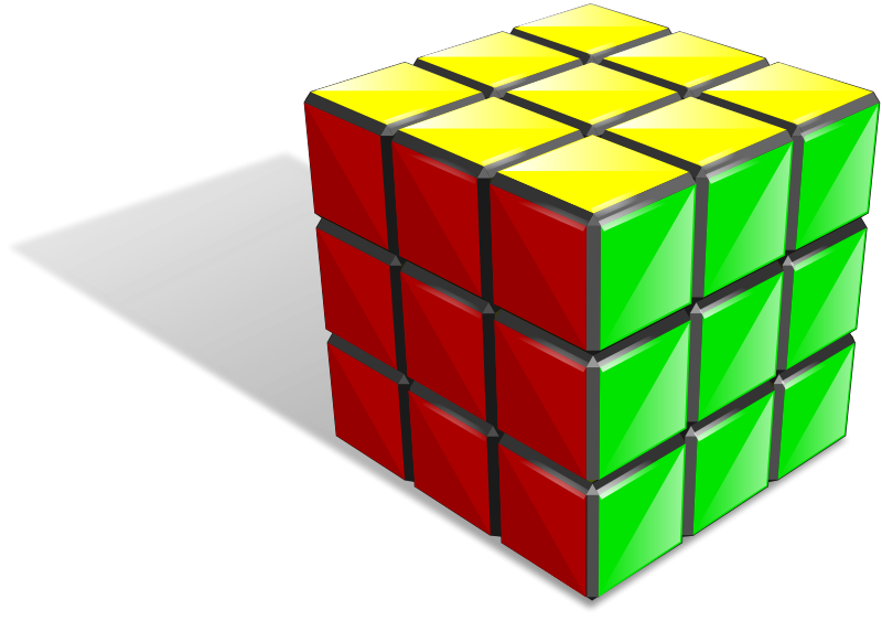 Free Rubik's Cube