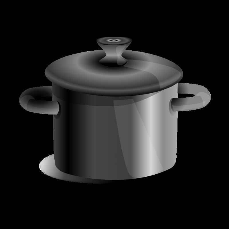 Free Iron pot Iron pat Olla de acero metalica para cocinar