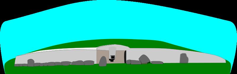 Free Newgrange Prehistoric Monument