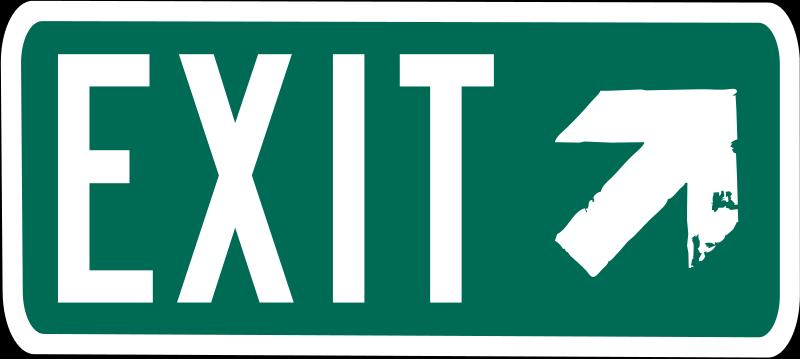 Free Interstate Exit