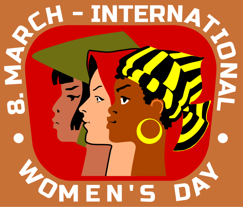 Free International Working Women's Day