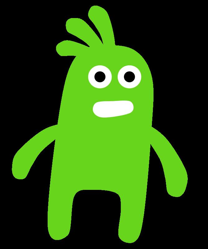 Free Green Monster