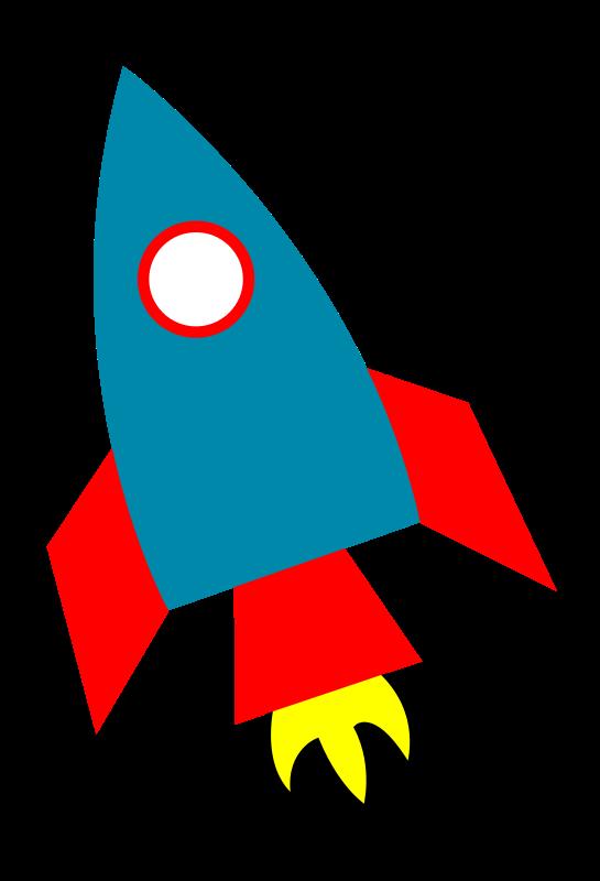 Free Space rocket