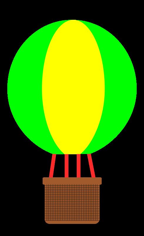 Free Hot-air balloon