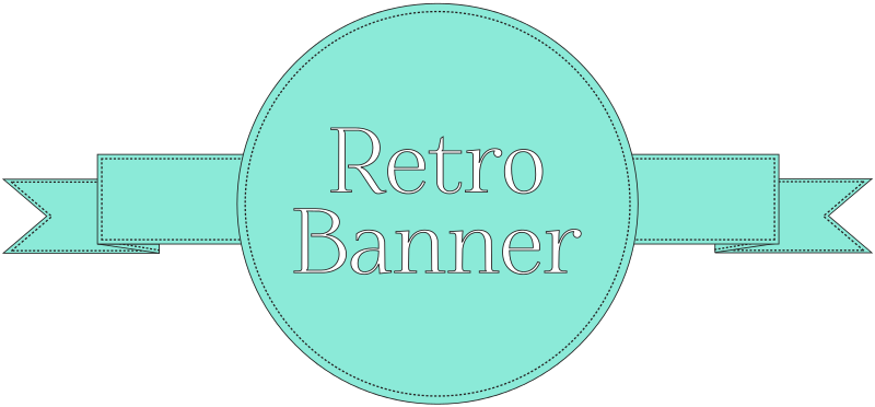 Free Retro Banner (Reupload)