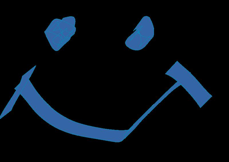 Free Clipart: Crazey Smiley