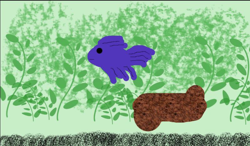 Free Betta splendens - Kampffisch - Kafi Blubb