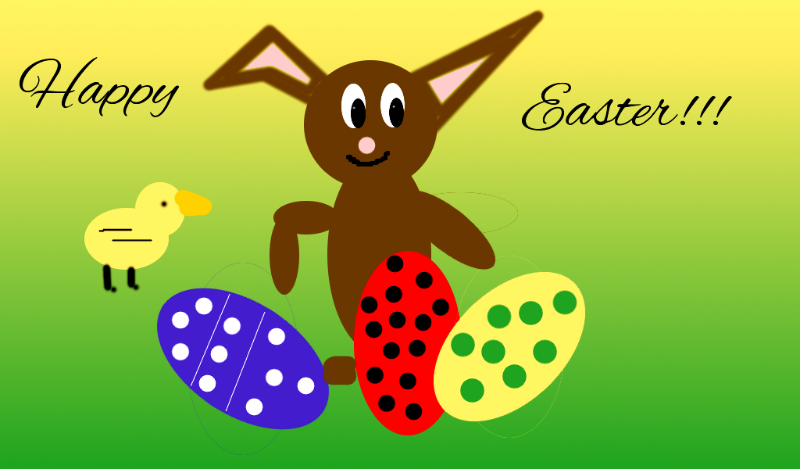 Free Clipart: Happy Easter! | martinaledermann