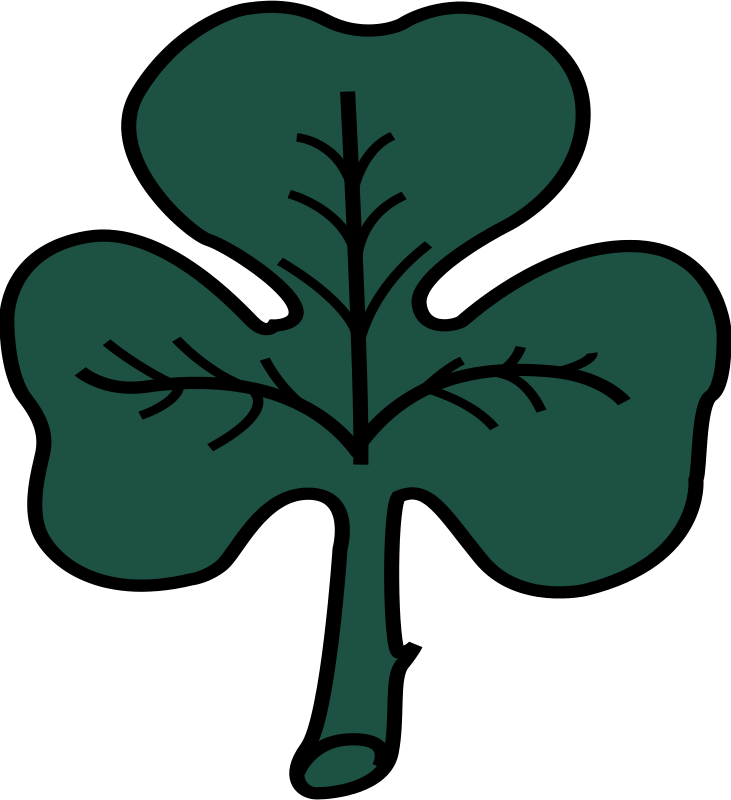Free Green Clover
