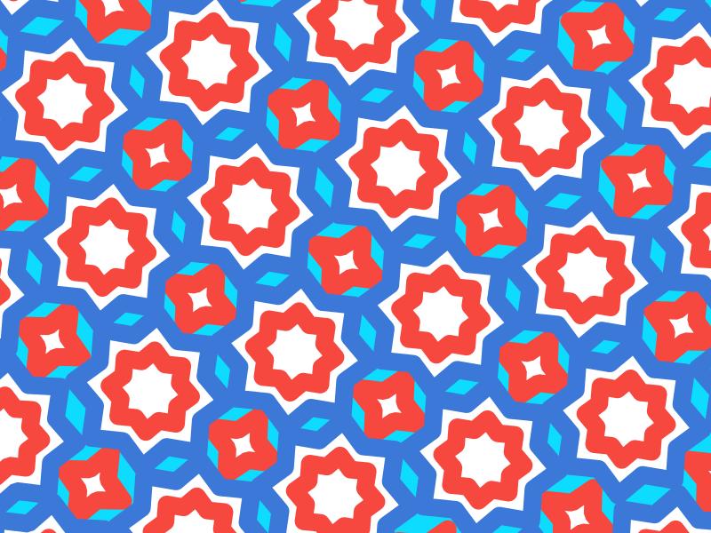 Free Star Pattern