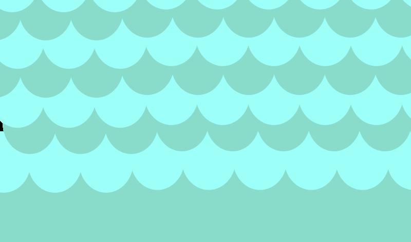 Free Waves Pattern