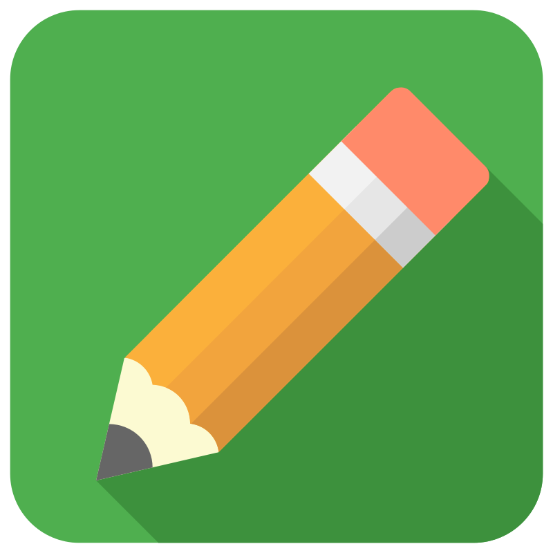 Free Clipart: Pencil icon | Objects