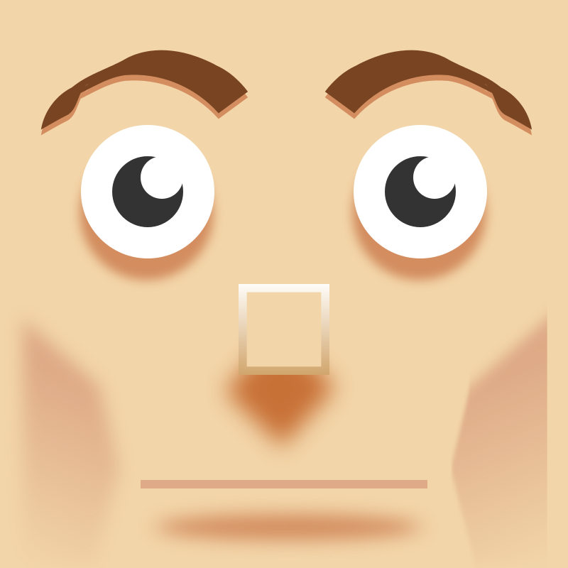 Free Rectangular Avatar