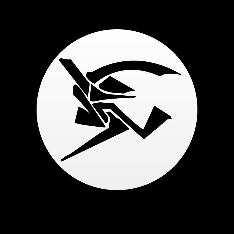 Free Running Scared emblem