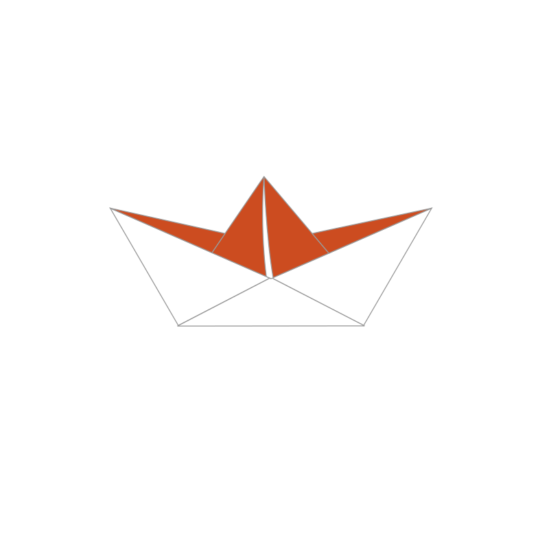 Free Paper boat
