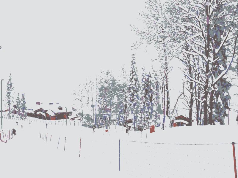Free Sochi 2014 Olympic Village in Snow