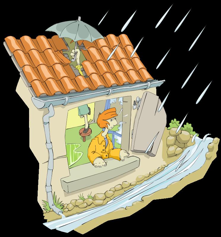 Free Maison fuite - leaky house