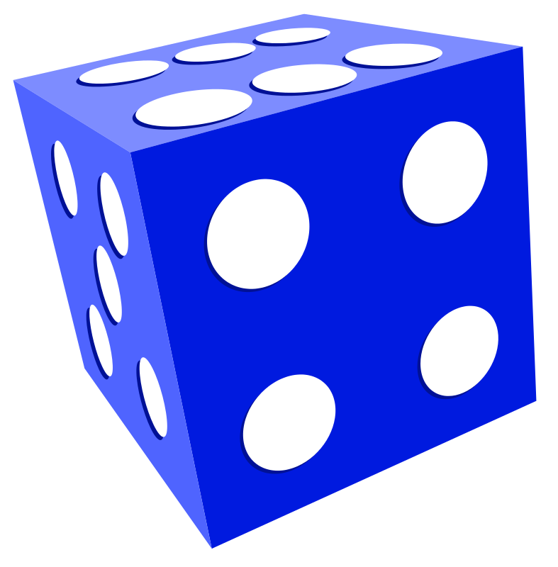 Free De a jouer - playing dice