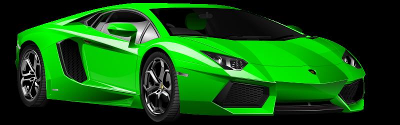 Free Car green