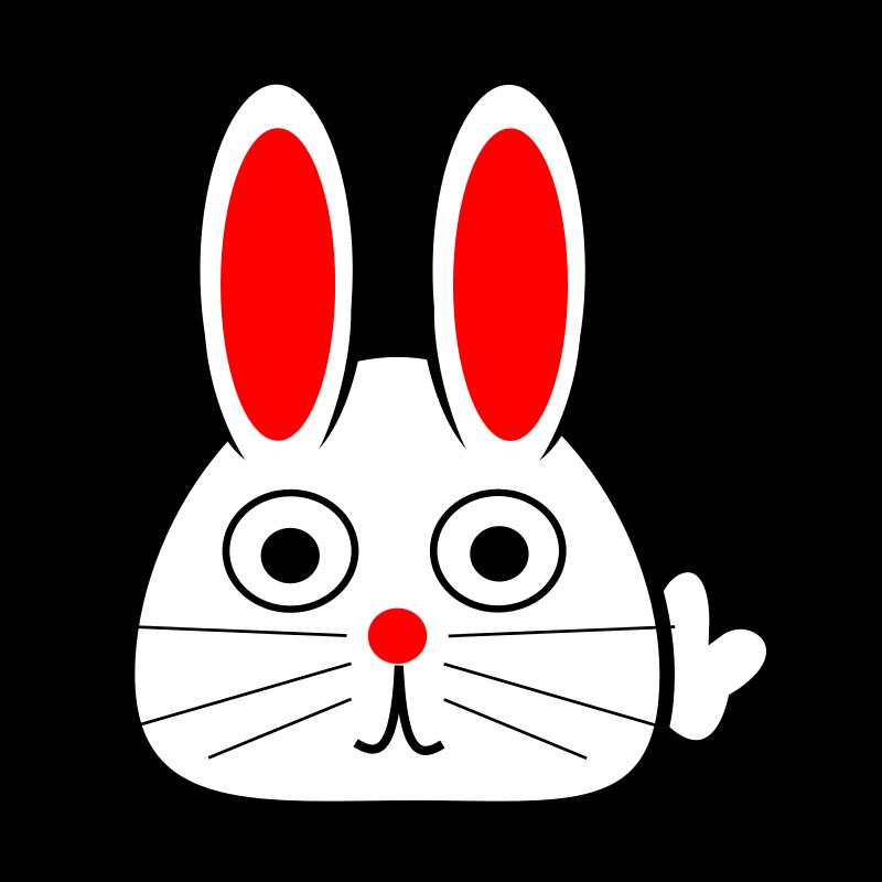 Free Spring Bunny 5