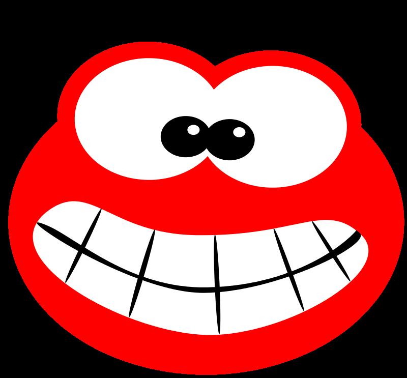 Free Blob smiling