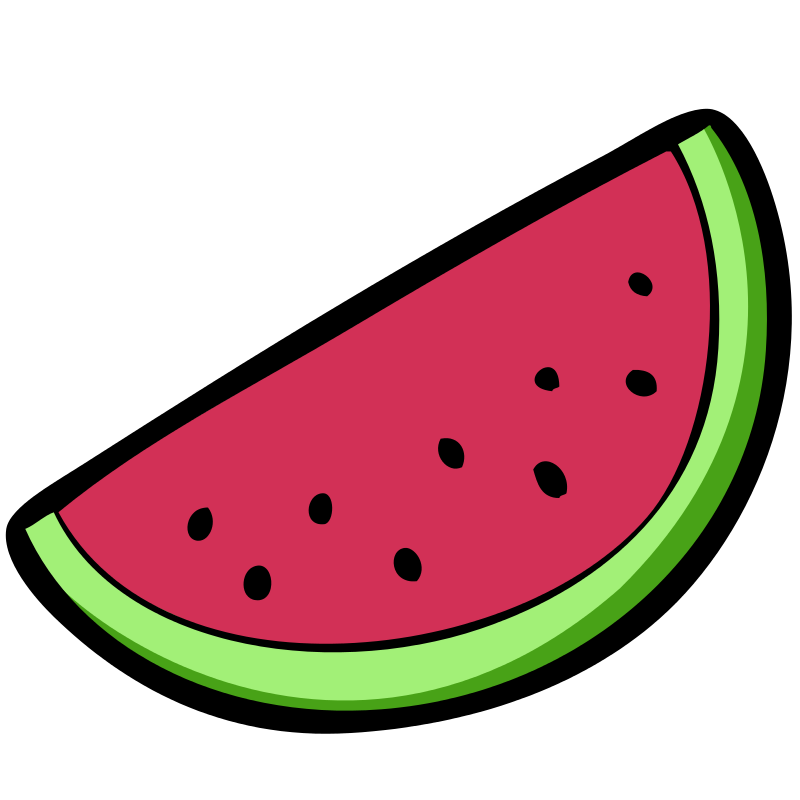 Free Clipart: Watermelon | casino