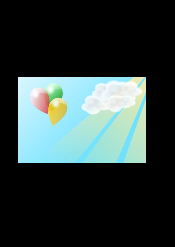 Free Baloons.