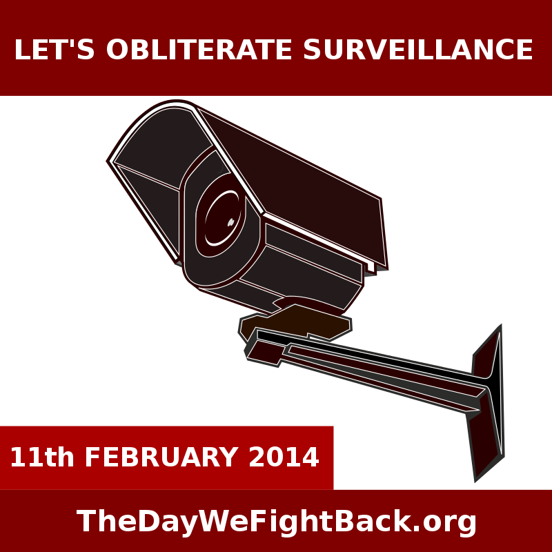 Free Let's Obliterate Surveillance