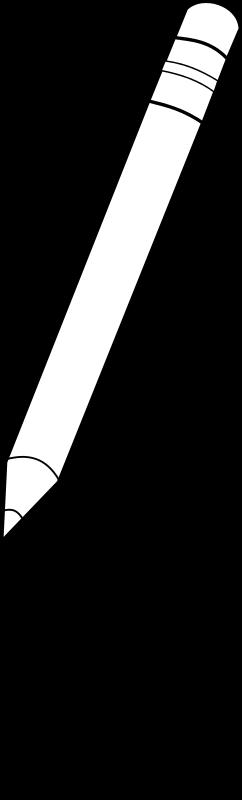 Free Clipart: Letra L de lápiz para colorear | migranerp